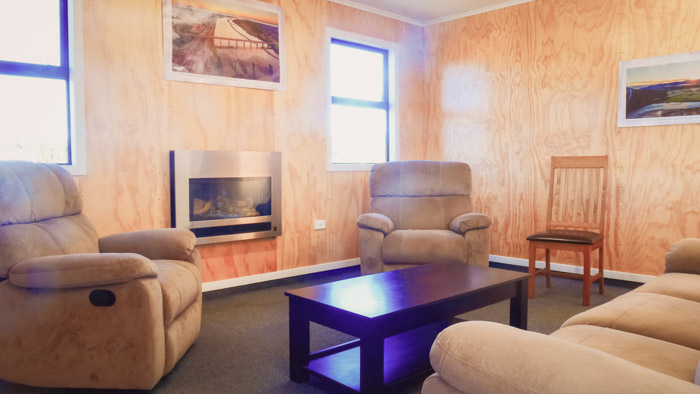 Hokitika Holiday Park Lounge