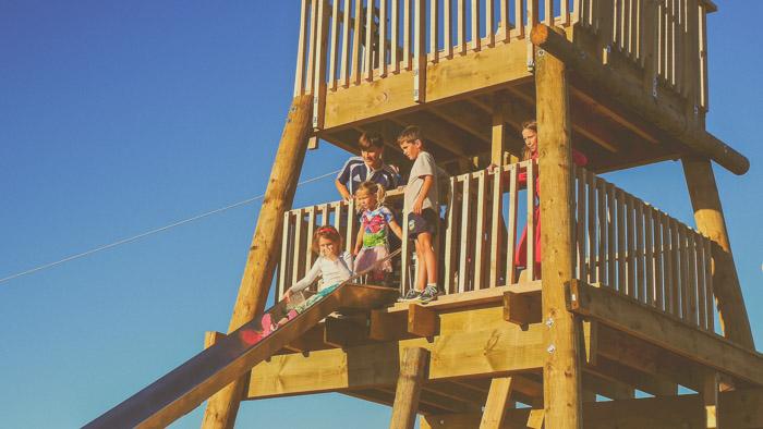 Hokitika Holiday Park Playground